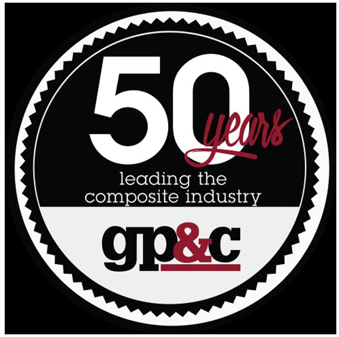 general plastics 50 years logo
