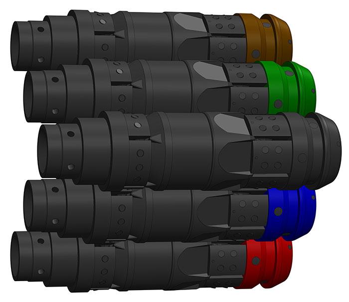 composite frac plug